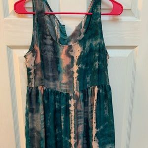 Ecote Mini Dress from Urban Outfitters